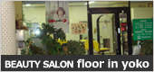 BEAUTY SALON floor in yoko