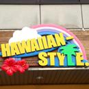 HAWAIIAN-STYLE